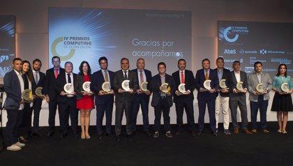 Meliá, Repsol, Gas Natural y Telefónica, entre los galardonados en los IV Premios Computing