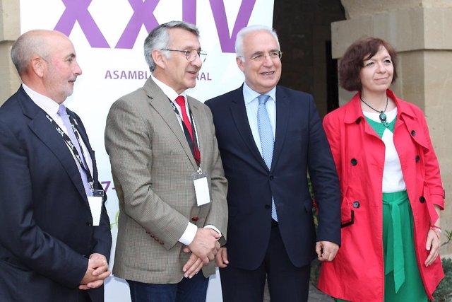 [Grupoextremadura] Acevin Celebra Su Xxiv Asamblea En La Rioja Alta