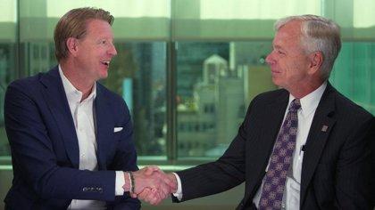 El CEO de Verizon se retira y nombra sucesor al director tecnológico
