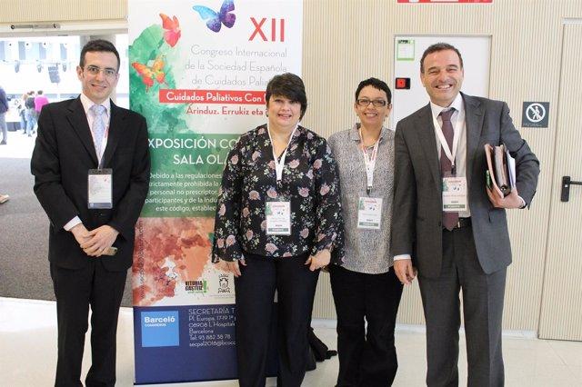 Acuerdo para intercambiar profesionales de cuidados paliativos