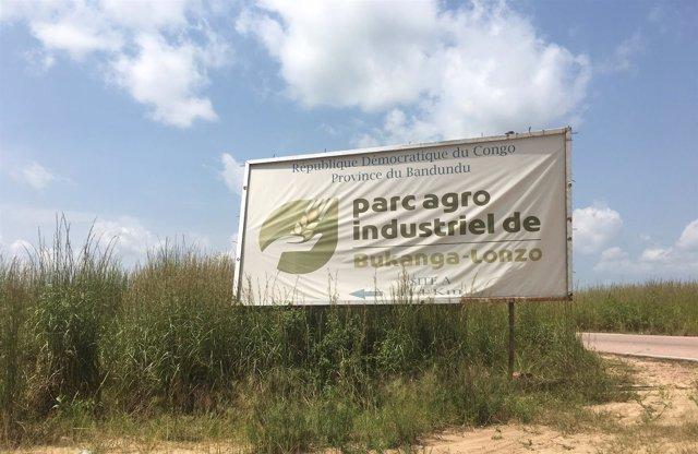 Parque agroindustrial de Bukanga Lonzo