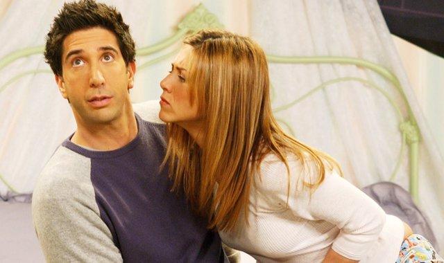 Rachel y Ross siguen juntos después de Friends