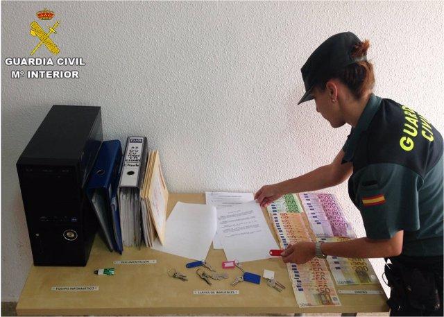 Entramado de estafas en Torrevieja