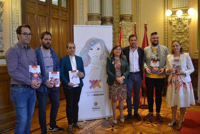 Valladolid.- Entrega premios 'La igualdad no es un cuento'