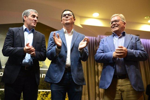 Presentación de la Coalición por Gran Canaria