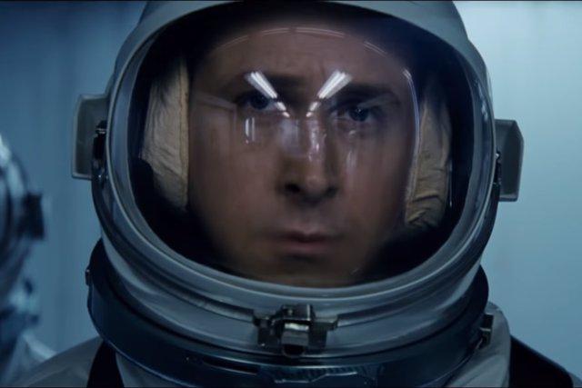 Ryan Gosling en First Man