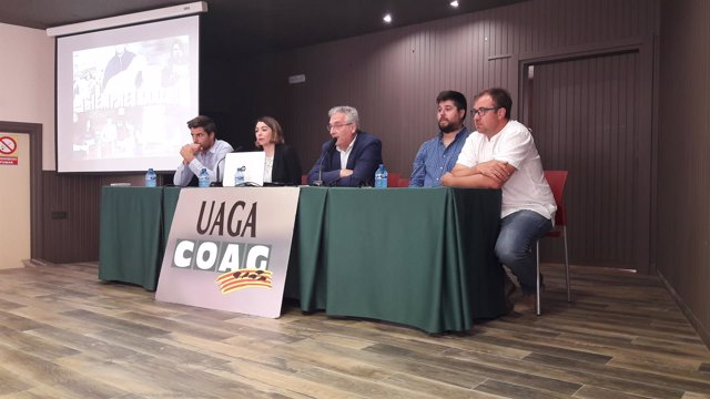 II Semana Agraria del Bajo Aragón y Matarraña en Alcorisa.