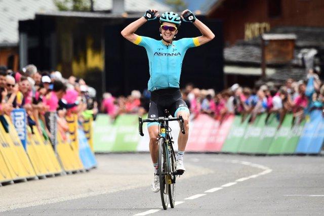Pello Bilbao Astana Critérium du Dauphiné