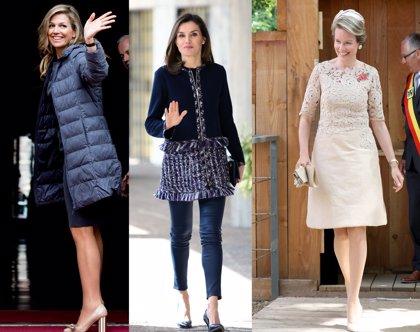 Matilde de Bélgica, Máxima de Holanda y la Reina Letizia, tres reinas unidas por una tragedia