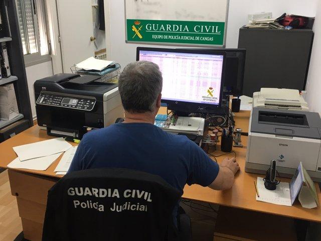 [Grupovigo] Nota De Prensa Comandancia Guardia Civil Pontevedra