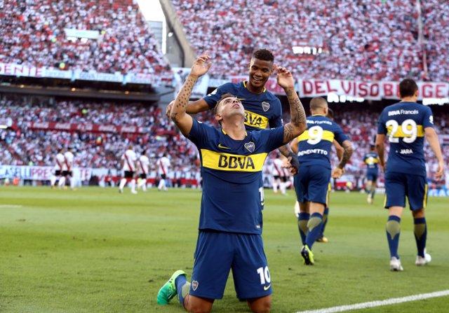 Soccer Football - River Plate v Boca Juniors - Argentine First Division - Antoni