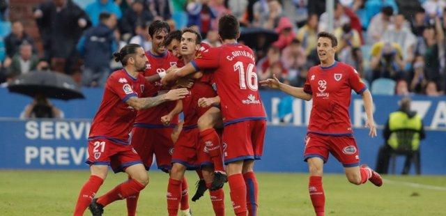 Real Zaragoza - CD Numancia