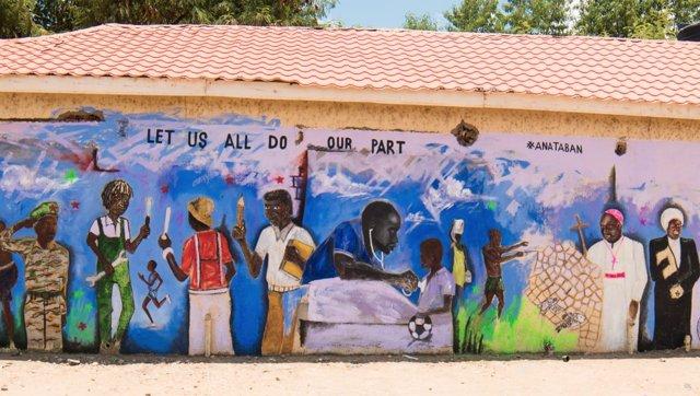 Movimiento AnaTaban de Sudán del Sur