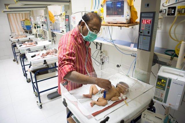 Hospital de la FVF en Bathalapalli