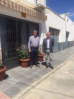 Diputación adapta a normativa de eliminación de barreras en Fuente Carreteros