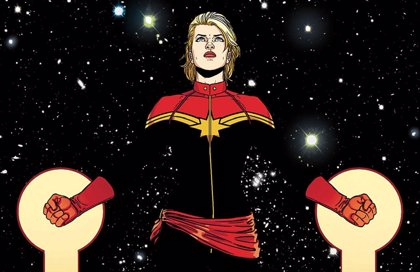 Capitana Marvel: Todos sus increíbles poderes en los cómics Marvel