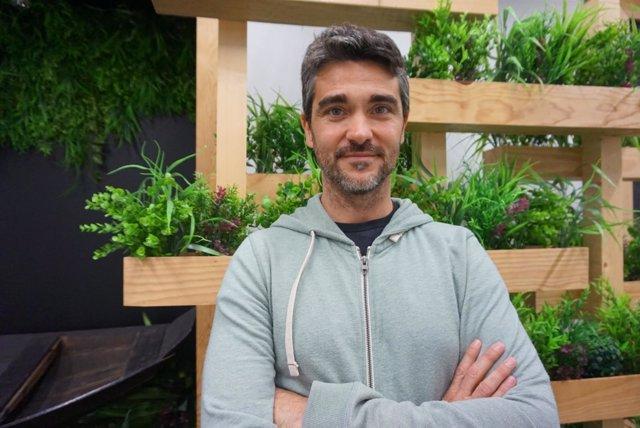 El fundador y director general de Tecnología de Caelum Labs, Alex Puig.
