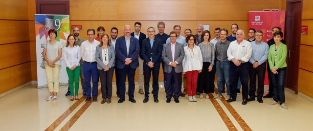 Reunión Comisión Sectorial UR
