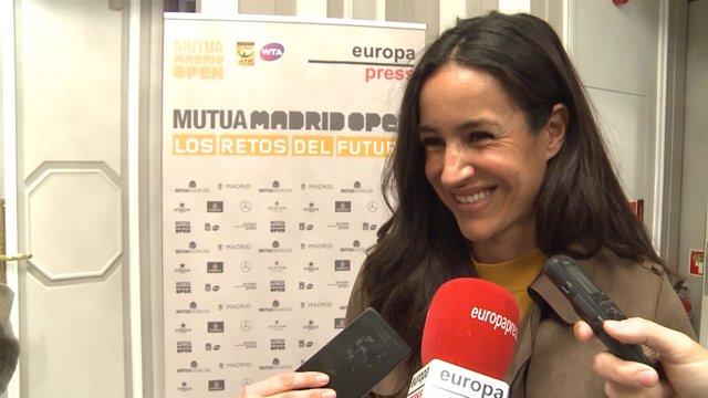 Villacís declara en el Desayuno Informativo Mutua Madrid Open
