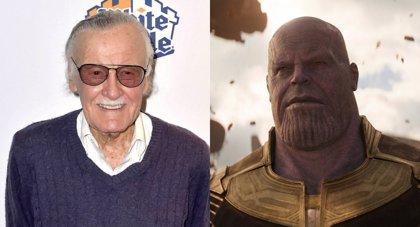 El genial mensaje de Stan Lee a Thanos tras Infinity War