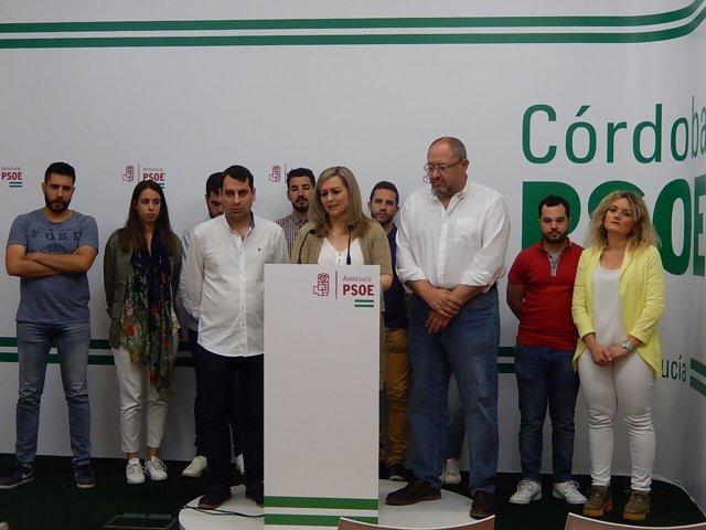 Serrano en Córdoba