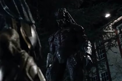 Guerra de Depredadores en el nuevo tráiler de Predator