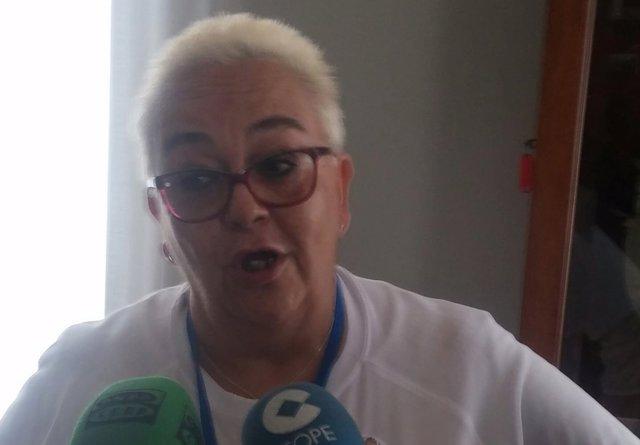 Ana Núñez, de las 'kellys' asturianas