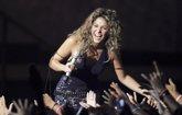 Foto: Shakira comparte el protagonismo de su último concierto a sus hijos, Milan y Sasha