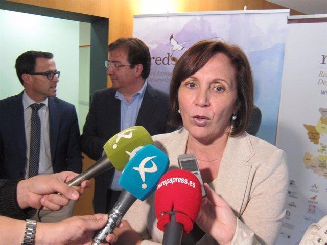 Rosa María Araújo, nueva presidenta de Redex
