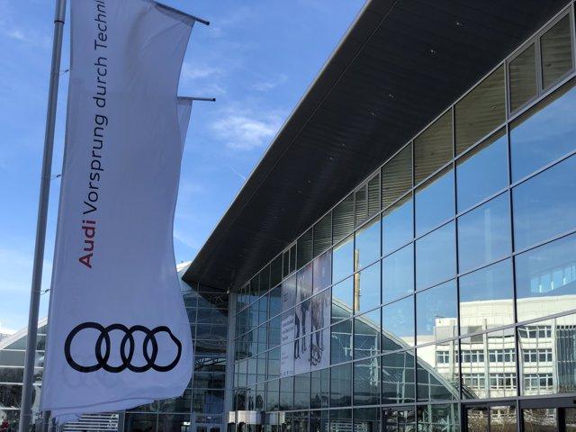 Sede de Audi en Ingolstadt
