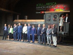El 'Liceu a la Fresca' s'expandeix a 300 municipis i arriba a França, Itàlia, Portugal i Andorra (EUROPA PRESS)