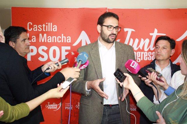 Sergio Gutiérrez, PSOE