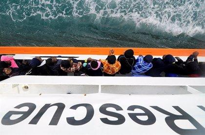 España ofrece Valencia para acoger a los 600 migrantes del 'Aquarius'