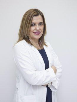 La doctora Carmen Pingarrón