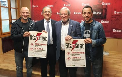 El Festival Stardust de Soria rinde homenaje a Jaime Urrutia y tendrá abonos al 50% para socios de Caja Rural