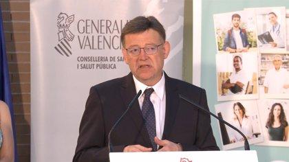 El presidente de la Comunidad Valenciana prioriza la revisión de la financiación autonómica a la reforma constitucional