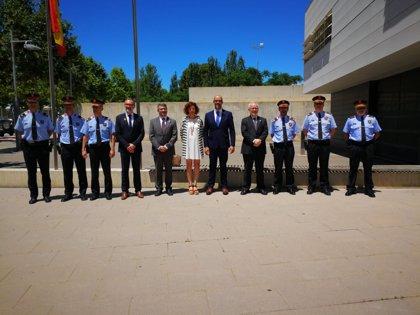 Buch comienza en Cambrils (Tarragona) una ronda de visitas a comisarías de los Mossos