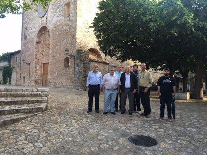 Valldemossa mejora su red de aguas con la financiación del Consell de Mallorca
