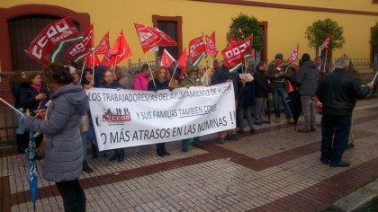 El Ayuntamiento y el comité de Huévar (Sevilla) comienzan a negociar los términos del ERE