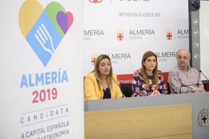 Ayuntamiento y Diputación lanzan nueve vídeos sobre gastronomía almeriense en apoyo de 'Almería 2019'