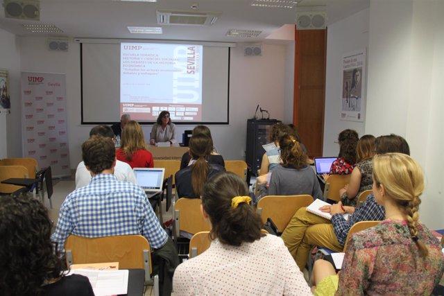 Debate de Historia Económica en la Menéndez Pelayo