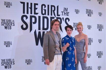 """La actriz Claire Foy ('The Crown') sobre Lisbeth Salander: """"Es un personaje muy complejo"""""""