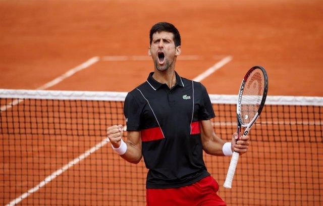 Djokovic en Roland Garros