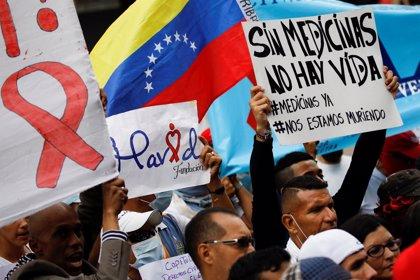El Gobierno de Venezuela anuncia que empezará a comprar medicamentos a través de la OMS