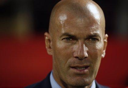 """Zidane: """"Estoy descansando, no sé lo que voy a hacer"""""""