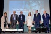 Foto: Galán anuncia la Cátedra Iberdrola Manuel Marín de política energética europea en el Colegio de Europa
