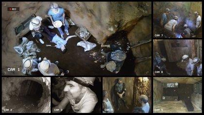#TheUnescapeRoom: ¿Cuánto aguantarías trabajando en una mina?