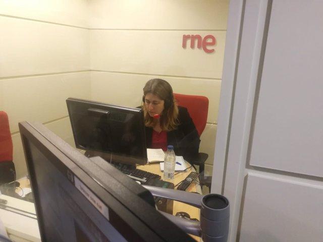 La coordinadora general del PDeCAT, Marta Pascal en RNE