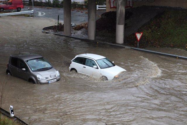 Inundaciones En Donosti
