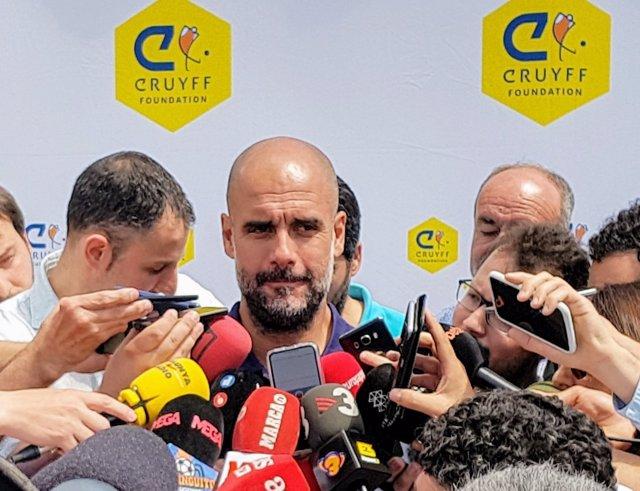 Josep Guardiola, entrenador